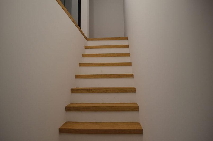 Montáž schodov